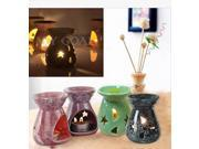 Ceramic Fragrance Oil Burners Aromatherapy Scent Candle Essential Vaporizer New