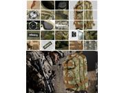 INFANTRY New Camping Hiking Trekking Heavy Duty Assault Outdoor Backpack Bag