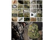 INFANTRY New Camping Hiking Trekking Camouflage Ranger Heavy Resistant Assault Backpack
