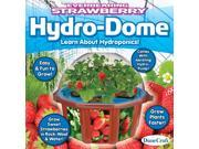 Dunecraft Everbearing Strawberry Hydro-Dome Science Kit DUNX0049 DUNECRAFT INC.