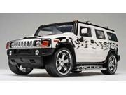 REVELL/MONOGRAM 852867 1/25 California Wheels Hummer H2