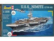05814 1/1200 USS Nimitz CVN-68 RVLS5814 REVELL AG