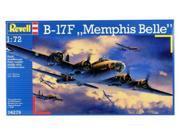 04279 1/72 B-17F Memphis Belle RVLS4279 REVELL AG