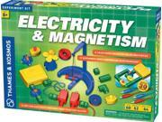 Thames & Kosmos Electricity & Magnetism Science Kit - 620417
