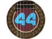 Elixir Strings Acoustic Phosphor Bronze Guitar String NANOWEB Coating, .042 14142 ELIXIR