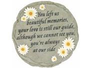 Spoontiques Beautiful Memories Step Stone 13003
