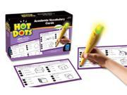 Hot Dots: Academic Vocabulary Cards, Grades 1-3 2788 EDUCATIONAL INSIGHTS