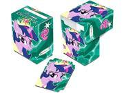 Ultra Pro My Little Pony Card Supplies Twilight Sparkle Deck Box ULP84341
