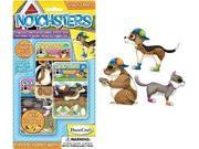 DUNECRAFT 3D-0414 Notchsters Playful Pets (3) DUNH0414 DUNECRAFT INC.