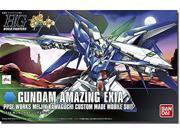 Bandai Hobby #16 HGBF 1/144 Gundam Amazing ExiaGundam Build Fighters Model Kit BANS2077