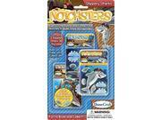 DUNECRAFT 3D-0297 Notchsters Slippery Sharks (3) DUNH0297 DUNECRAFT INC.