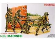 U.S. Marines DMLS3007 Dragon Models USA
