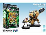 Betty and Lug Game SPM141003 Ninja Divishion