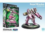 Royal Wrecker Game SPM141008 Ninja Divishion