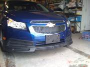 2011 - 2013 Cruze Full Body Kits JSP® 188001 Rave ABS 4pc - Black Matte ( Fits: Chevrolet )