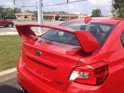 2012-2014 Subaru Impreza WRX STI 4dr JSP®339200 OE Style Hi-Spoiler Primed