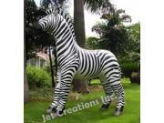 Extra Large Inflatable Zebra by Jet Creations - AL-ZEB