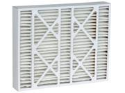 17.5x21x4.5 (17.25x20.75x4.38) MERV 11 Rheem Replacement Filter - (Qty of 2)