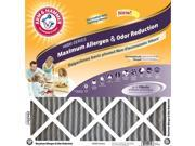 14x30x1 Arm and Hammer Max Odor Air Filter (4 Pack)