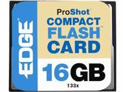 EDGE Tech 16GB CompactFlash (CF) Card - 133x