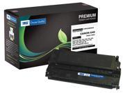 MSE 06-06-3116 Toner Cartridge (OEM # Canon  COPIERS1491A002AA) 4,000 Page Yield&#59; Black