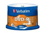 95101 16x Write Once DVD-R - 50/pack spindle