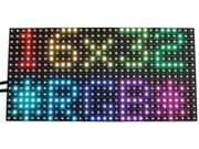 ADAFRUIT INDUSTRIES 420 LED DISPLAY, ALPHANUMERIC, 16x32, RGB
