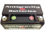 Antigravity Batteries 92-AG-YTX12-24L (LEFT NEGATIVE) OEM Case 24-Cell 13V 25ah 720 cca Maintenance Free Battery - 3 Year Manufacturer Warranty!