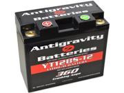 Antigravity Batteries 92-AG-YT12BS-12 OEM Case 12-Cell 13V 12ah 360cca Maintenance Free Battery - 3 Year Manufacturer Warranty!