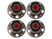 Set of 4 Ford F150 (1980 to 1992) Center Caps Hub Cover Fits 15x7 Inch Steel Wheel - Aftermarket: IWCC2029R