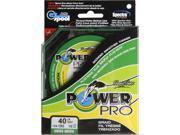 Power Pro Microfilament 40Lb 150 Yard Green