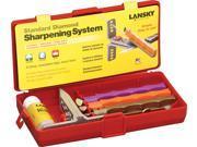 Lansky LS51 Set Standard Diamond Sharpening System W/ Coarse Medium & Fine Gri