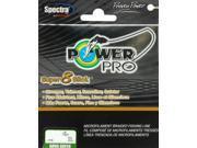 Power Pro Micro Braid Line 31100300300Q 30 lb X 300 Yd Aqua Green Super Slick