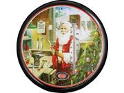 """Case PDCAT011 Thermometer """"Twas Night Before Christmas"""" Thermometer 14"""" Diameter"""