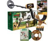 "Garrett ACE 150 Metal Detector With The Powerful 6.5"" x 9"" PROformance Submersible Searchcoil, Training DVD Plus Bonus CD"