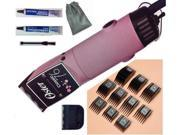 Oster Classic 76 Susan G. Komen Hair Clipper+10 PC Comb Pink Limited Edition NEW
