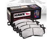 2000 Chrysler LHS  Hawk  HP Plus w/0.614 Thickness&#59; HB176N.614-Rear