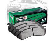 2000 Chevrolet Tahoe Z71 Hawk  LTS w/0.673 Thickness&#59; HB324Y.673-Rear