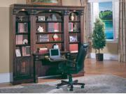 4 Pc Library Desk Set - Huntington