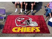 Ulti-Mat Floor Mat - Kansas City Chiefs