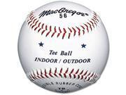 Tee Ball - MacGregor Official #56 Indoor/Outdoor Low-Bounce