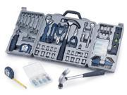 Deluxe Professional Tool Kit in Gray