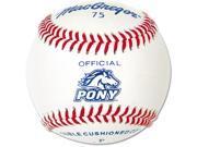 Pony League Baseball - MacGregor Dozen B75 Ages 5-12
