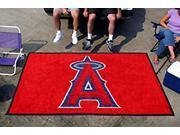 Ulti-Mat Floor Mat - Los Angeles Angels