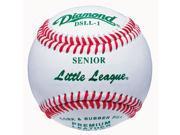 Diamond DSLL-1 Sr LL Baseball - Dozen Pack