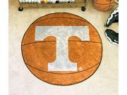 Basketball Floor Mat - University of Tennessee