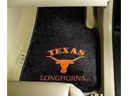 Front Car Mats - Set of 2 - University of Texas