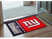 Starter Floor Mat - New York Giants