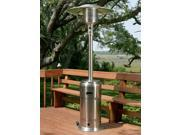46K Stainless Steel Commercial Patio Heater