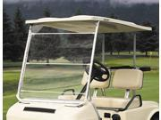Portable Golf Car Windshield in Clear